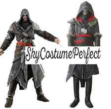 Assassin's Creed Revelations Ezio Auditore da Firenze Cosplay WOW FREE SHiP