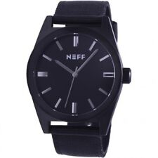Neff 2018 Nightly Watch Black Stainless Steel Case