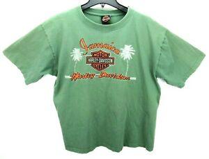 Harley-Davidson Jamaica Size XL T Shirt