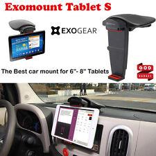 "Exogear Exomount Tablet S 6-8"" Dash Car Mount Holder for iPad Mini Galaxy Note 8"