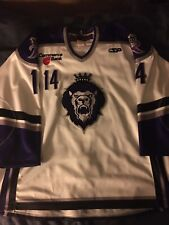 Reading Royals ECHL SP GAME WORN HOCKEY JERSEY Size 56