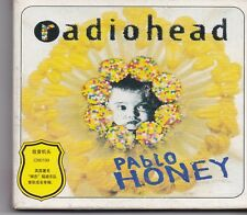 Radiohead-Pablo Honey cd album (Japan)