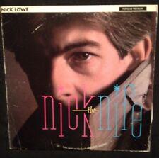 "Nick Lowe {Nick the Knife} 12"" 33rpm 1982 LP Record FC 37932"