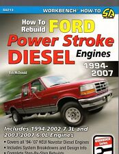How to Rebuild Ford Power Stroke Diesel engines 1994-2007 by Bob McDonald