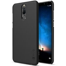 Huawei Mate 10 Lite Nillkin Hard Case super Frosted Cover Shield hülle schwarz