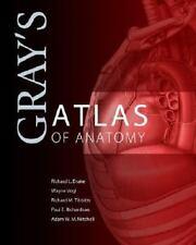 Gray's Anatomy: Gray's Atlas of Anatomy by Richard L. Drake, Paul E. Richardson,