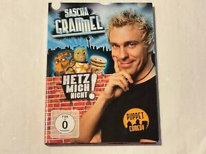 Sascha Grammel - Hetz mich nicht 2-DVD-Set