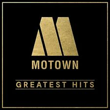 Motown Greatest Hits [Audio CD] Various Artists New Sealed
