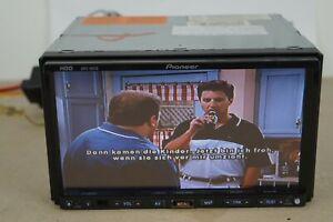 PIONEER AVIC-HD3 II AVIC HD3II Navi Radio DVD Doppel DIN 2 DIN *