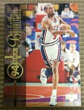 Steve Smith 1994 Upper Deck USA Basketball NBA Insert Highlights Card