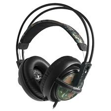 SteelSeries Siberia v2 Full-Sized Gaming Headset - Counterstrike CS GO Edition