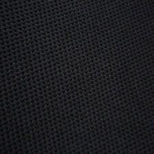 1X1.6M Black JERSEY Pineapple Fabric Racing Car Seats Cloth RECARO BRIDE SPARCO
