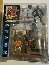 1997 McFarlane Toys Spawn The Movie Final Battle Playset unopened NIP NEW SEALED