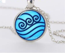 NEW Avatar the Last Airbender, Legend of Korra Water Tribe Glass Necklace