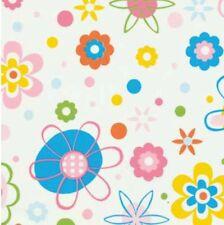 Klebefolie Möbelfolie Blumen rosa selbstklebende Folie Blumenranken 45 x 200 cm