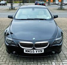 BMW 6 series 650i 4.8 v8 high power Unique with Android System