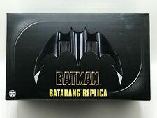 NECA Batman 1989 batarang replica with stand. New unopened