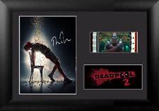 Deadpool 2 Stunning 35 mm Film Cell Display Framed Signed Ryan Reynolds wade