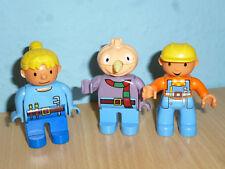 LEGO DUPLO PRINZESSINN SCHLOSS 2 X HASE KLOPFER WEISS Braun 10542 10819 Rabbit