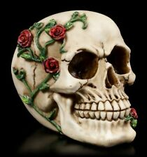 Calavera con rosas-rose from Beyond-Fantasy Gothic regalo de amor