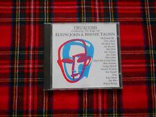 Elton John & Bernie Taupin Two Rooms - CD