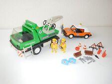 Playmobil System 3473 grúa ADAC con Bosch auto