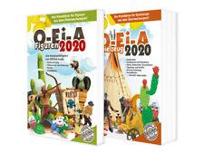 Katalog: O-EI-A 2er Bundle 2020 - O-Ei-A Figuren + O-Ei-A Spielzeug NEU!!!
