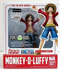 "In STOCK Bandai S.H Figuarts Zero One Piece ""Monkey D. Luffy"" New World Ver"