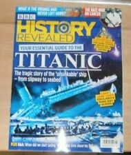 BBC History Revealed magazine #96 Jul 2021 Essentail guide: Titanic