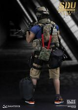 "DAM 1/6 Scale 12"" SDU Special Duties Unit Assault Team Leader Figure #78034 New"