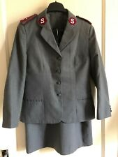 Salvation Army Grey Ladies Uniform