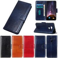 Luxury Wallet Leather Flip Case Cover For LG Q60 Q70 G7 G8 K40 K50 K61 G8X V50