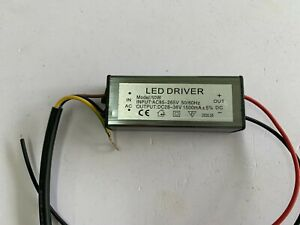50W Led Driver Power Supply Transformer AC 85-265V Waterproof IP65  Floodlight