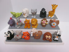 Fisher Price Little People Replacement Animals Figures ABC Zoo Safari