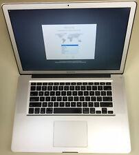 "Apple MacBook Pro 15"" Antiglare A1286 2.53GHz Core i5 4GB RAM 500GB HDD 10.13"