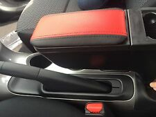 BRAND NEW 2011-2016 NISSAN JUKE RED ACCENT LEATHER ARMREST ASSEMBLY