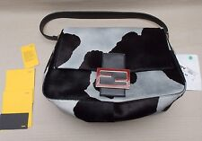 FENDI PONY HAIR BIG MAMMA BAG>BN>GENUINE>£1800+>HANDBAG>COW PRINT>MAMA>SHOULDER>