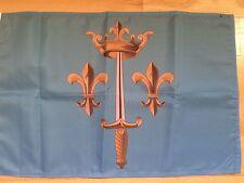 DRAPEAU de jeanne d'arc blason flag bandiera saint jeanne orleans