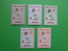 LOT 5279 TIMBRES STAMP GEOGRAPHIE MACAO MACAU ANNEE 1956