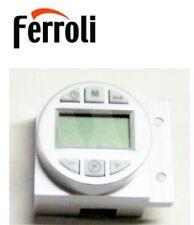 FERROLI 013001X0 TIME CLOCK FOR MOST FERROLI HE BOILERS VAT INCLUDED