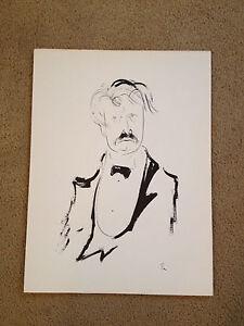 Vintage 1965 Mid Cent. Eugene Biel Bienne Repro Drawings Set of 21