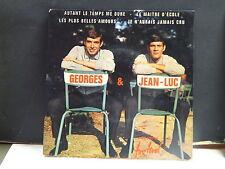 GEORGES & JEAN LUC Autant le temps me dure FX 1457 M
