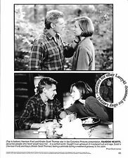 Lot of 6, Harrison Ford, Kristin Scott MINT still RANDOM HEARTS (1999)S. Pollack