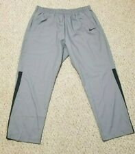 *New w Tags* Nike Dri-Fit Grey Training Exercise Athletic Pants Mens 3Xl