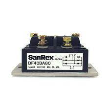 Diodo (tipo de puente de tres fases) DF40BA80 Sanrex DF-40BA-80 * Nuevo *