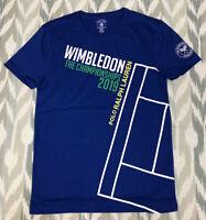Polo Ralph Lauren Wimbledon 2019 The Championships Tennis Mens T-Shirt Size S