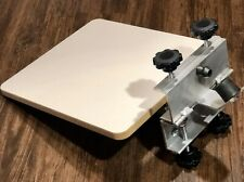 One Color One Station Tabletop Press Mounting Bracket And Table 17 X 15