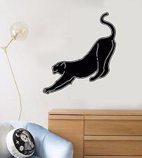 Vinyl Wall Decal Panther Predator Animal Tribal Stickers Mural (601ig)