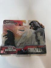 Godzilla Movie Pack of Destruction