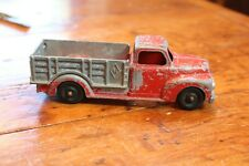 Vintage Hubley Kiddie Toy, Red Truck